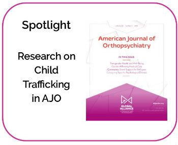 Research on Child Trafficking