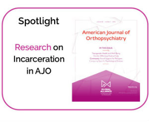 Research on Incarceration